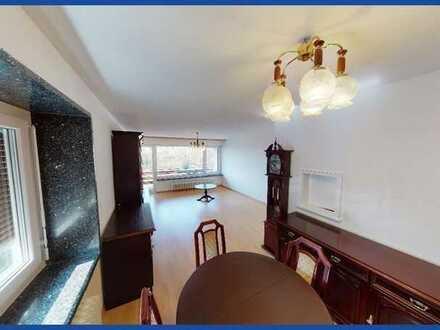 Exklusive 3,5-Zimmer-Wohnung + Hobbyraum mit über 40 m² !