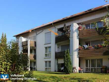 *** Für Kapitalanleger: 1 Zimmer-Apartment in Ludwigsburg-Grünbühl! ***