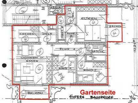 Exklusive 100m² Wohnung in Sulzbach/Main, frei ab 1.11.