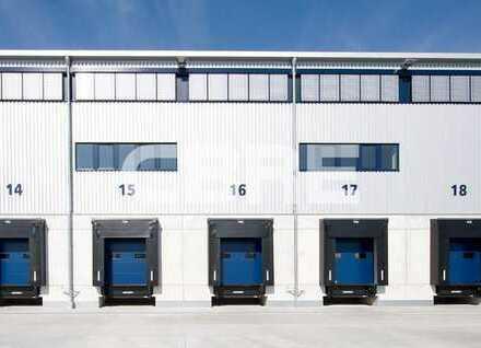 Lagerhalle in bester Lage und Anbindung zur A57