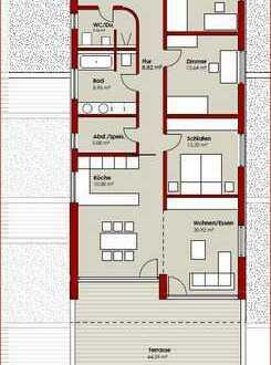 D17 | 4,5 Zimmer | 142,91 m²