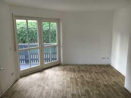 Gepflegte 2,5-Zimmer-Wohnung mit Balkon im Herzen Stollbergs