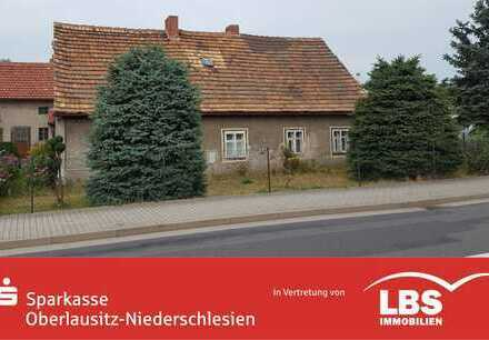 Denkmalgeschütztes Haus zur Komplettsanierung in Niesky
