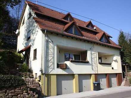 Mölschbach - Doppelhaushälfte mit 2 Garagen