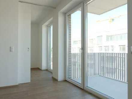 Wohnen in der Hafencity - moderne 2 Zimmer mit Gartenblick- Erstbezug zum 01.12.2018