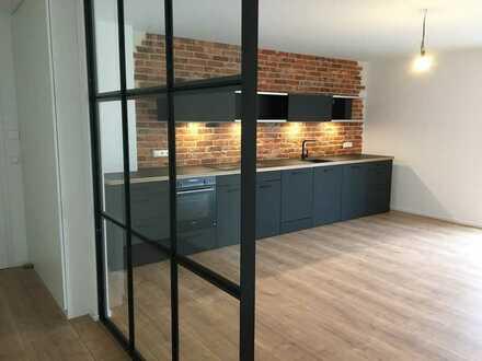 Erstbezug: Wohnen mit Büromöglichkeit am Feuerbach Bahnhof