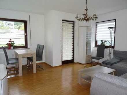 Modern möblierte 2,5 Zimmer Wohnung mit EBK und Balkon in Oberkochen ab 1.11. frei