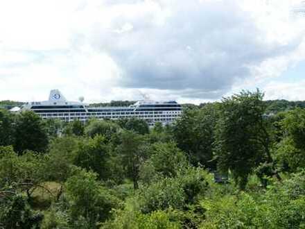 Baugrundstück in unmittelbarer Nähe zum Nord-Ostsee-Kanal in Altenholz-Knoop