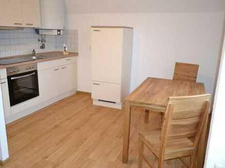 Möbliertes Einraumappartement zentral in Rheine für eine Einzelperson