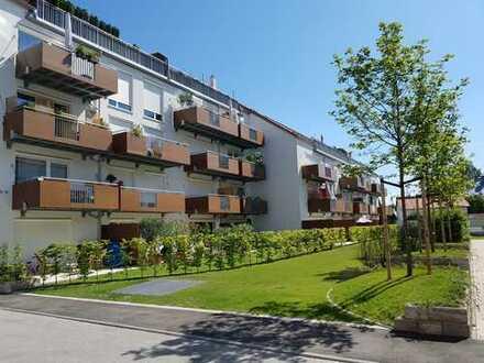 Helle 3,5-Zimmerwohnung mit Südterrasse, Wohnküche und großem Bad