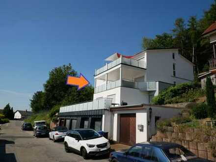 Neuwertige 4 Zimmer-Wohnung in toller Waldrandlage - stadtnahe, kernsanierte Bauträgerwohnung
