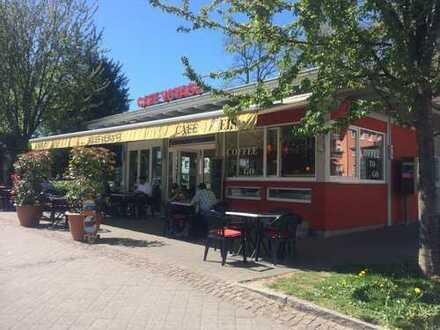 Schönes Cafe in bester Lage in Offenburg mit vielen Gestaltungsmöglichkeiten