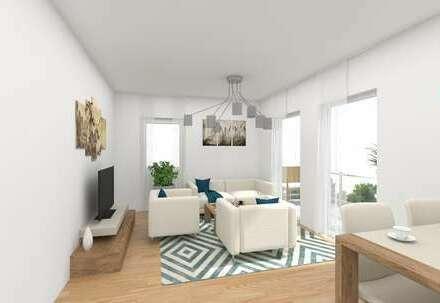 Gemütliche 3-Zimmerwohnung