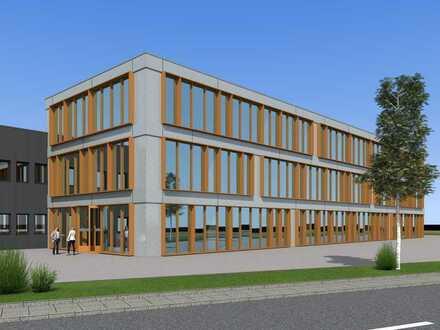 Erstbezug! Individuelle und moderne Bürofläche im 2. Obergeschoss mir Dachterrasse in Rhede!
