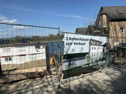 Nur noch 1 Reihenhaus in bester Mainzer Lage mit Rheinblick! Im Bau !!!