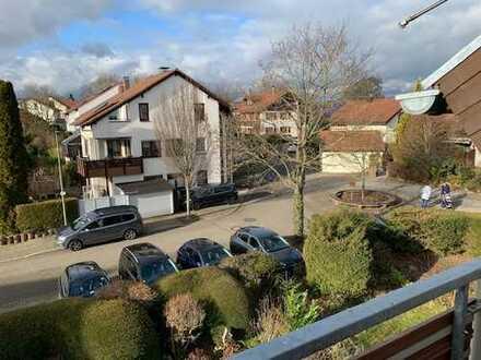 Einmalig - 4,5 Zimmer-Maisonette-Wohnung mit SW-Balkon in Bestlage