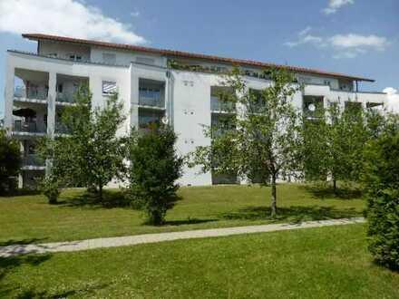 Ruhige 3-Zimmer-Wohnung im Erdgeschoss mit Balkon in Biberach