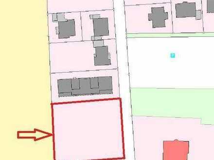 Gegen Gebot! Großes Grundstück in bevorzugter Wohnlage von Lindern