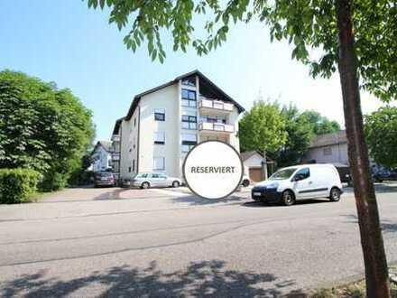 Sehr gepflegte schöne 2-Zimmer-Eigentumswohnung in Achern