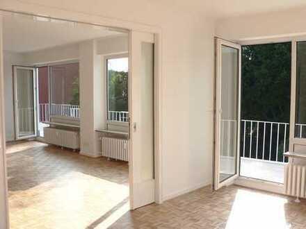 voll sanierte 5 Zi.-Whg. mit gr. Balkon + Garage in Ratingen TOP-Lage (Ost/Mitte) provisionsfrei