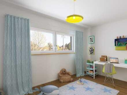 | FAMILIENGEEIGNET | NEUBAU, 5-Zimmer auf fast 120 m² in N-Laufamholz