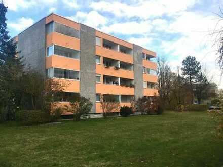 Vermietete 3-Zimmerwohnung in FFB
