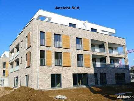 Sonnige 2-Zimmer-Neubauwohnung am Schloßsee mit großem Balkon!