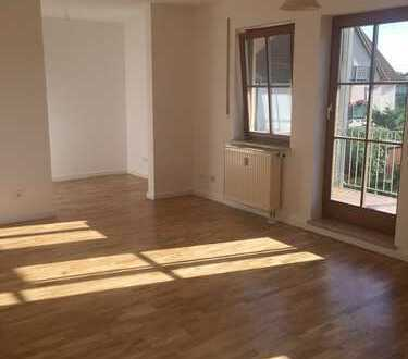 Bezugsfrei!Top renovierte Wohnung mit großem trockenen Kellerraum!