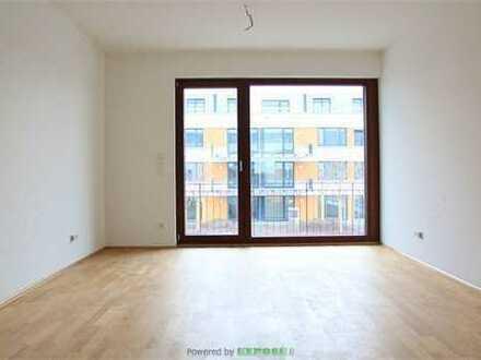 2-Zimmer-Wohnung mit Sonnen- Terrasse auf der Hafeninsel/ HafenZentrum