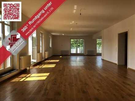 Bezugsfreie 5-Zimmer-Luxus-Etagen-Wohnung mit Balkon in Berlins bester Lage Grunewald!