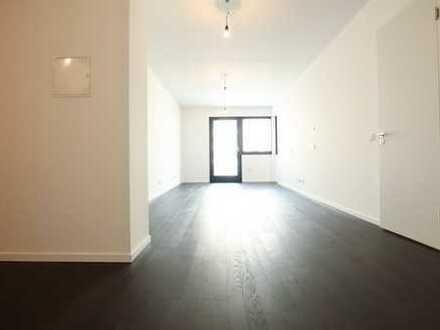 Luxuriöse 2-Zimmer-Wohnung im Neubau direkt an der Spree