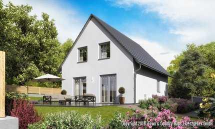 Bezahlbares Wohneigentum (Haus + Grundstück) Town & Country Haus