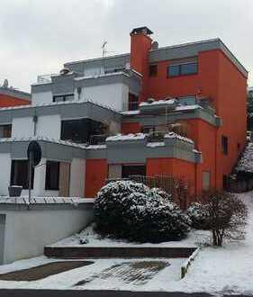 Schöne 4-Zimmer-Terrassenwohnung in Haibach mit Waldblick