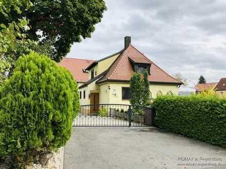 Charmantes und elegantes Einfamilienhaus in Schwabelweis