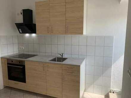 Helle, sanierte 3-Zimmer-Wohnung mit EBK in Malchow