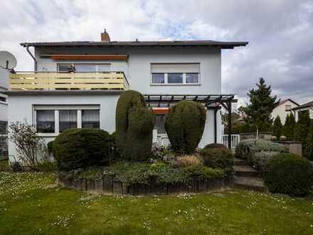 3-Zimmer-Wohnung in Zweifamilienhaus in MA-Rheinau