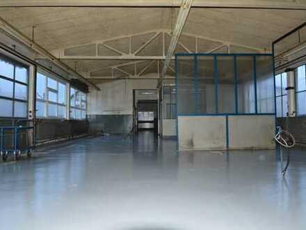Gewerbehalle mit Büro & Außenfläche in Mainaschaff
