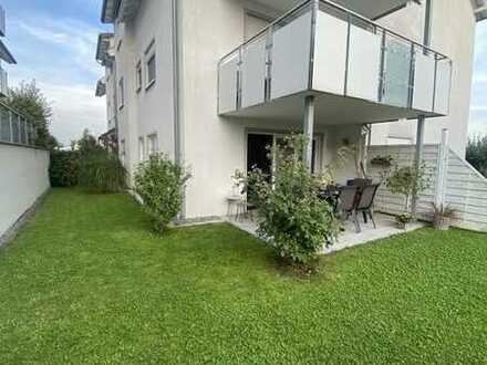 Gemütliche 2-Zimmer-Wohnung im Limespark in Öhringen mit schönem Garten