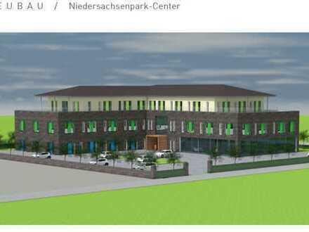 NEUBAU Niedersachsenparkcenter - Kauf / Miete Büro- und Dienstleistungsgebäude