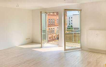Freie Wohnung in Bestlage, ruhig und sonnig, Eigennutzung oder Vermietung!