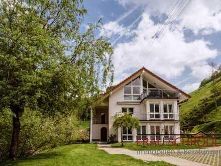Willkommen im Schwarzwald3-Familienhaus mit großem Grundstück