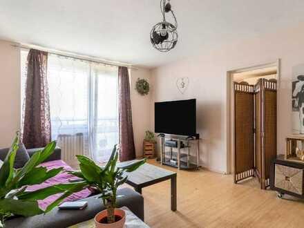 5-Zimmer-Wohnung mit Balkon und Fernblick in sehr beliebter Lage