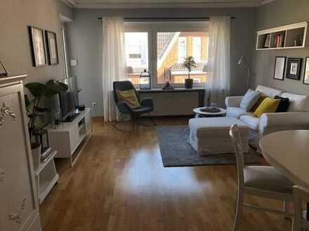 Toll geschnittene, geräumige Zwei Zimmer Wohnung in Hamburg, Bergedorf