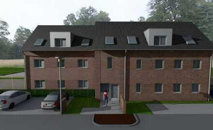 Letzte Gelegenheit! ETW mit Gartenanteil in modernem Neubau mit 6 Wohneinheiten
