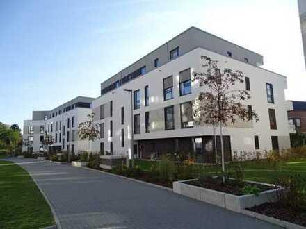 Neubau, 2 Zimmerwohng., Fußbodenheizung, Balkon, Einbauküche! Inkl. TG. Möbelübernahme möglich