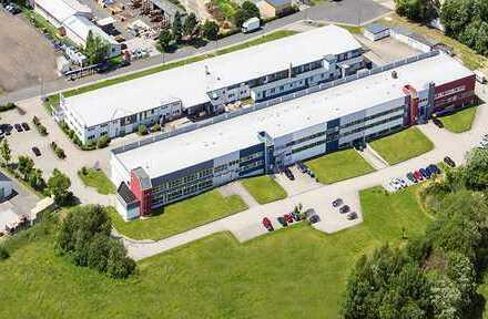 Repräsentative-Büroflächen, Konferenz-Halle, Lager-/Produktionsflächen im iNovaParc