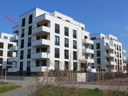 Neubau *Wohnen am Lindenauer Hafen* Erstbezug 4-Zimmer-Wohnung