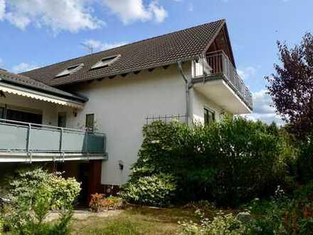 ***Bildschöne 5-Zi Maisonetten-ETW (Haus im Haus), grosse Gartenterrasse + 2 grosse Balkonterrassen