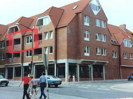 Zentral gelegene 2-Zimmer-Wohnung mit Balkon/Loggia in Bremen - Verkauf provisionsfrei!