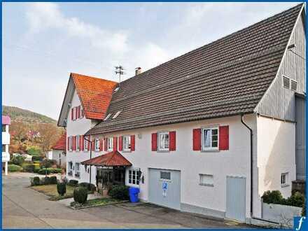 Traditionsgaststätte * in Betrieb * mit Wohnungen * provisionsfrei